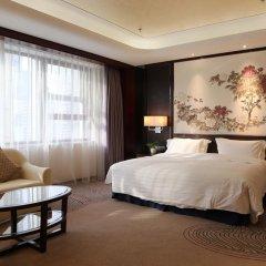 Oriental Garden Hotel 4* Номер Бизнес с различными типами кроватей фото 2