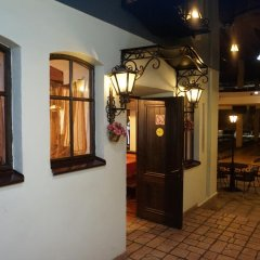 Zolotoy Telenok Mini-Hotel интерьер отеля