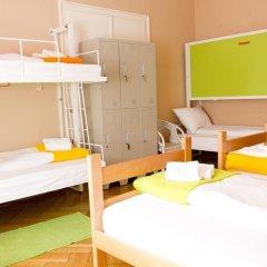 Hostel Beogradjanka Стандартный номер с различными типами кроватей (общая ванная комната) фото 8