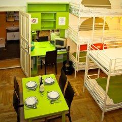 Hostel Budapest Center Кровать в общем номере с двухъярусной кроватью фото 7