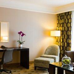 Renaissance Brussels Hotel Брюссель комната для гостей фото 5