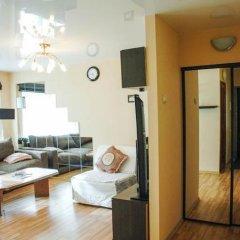 Апартаменты Вавилон - Екатеринбург комната для гостей фото 4