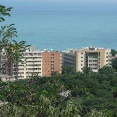 Отель Debora Болгария, Золотые пески - отзывы, цены и фото номеров - забронировать отель Debora онлайн пляж фото 2
