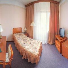Президент Отель 4* Стандартный номер с различными типами кроватей фото 23