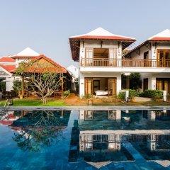 Отель Riverside Bamboo Resort 3* Номер Делюкс фото 9