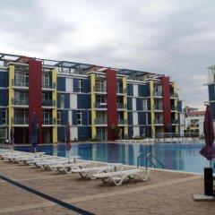 Отель Studios in Complex Elit 4 Солнечный берег бассейн фото 2