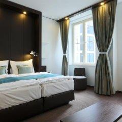 Отель Motel One Prague 3* Стандартный номер с различными типами кроватей фото 2