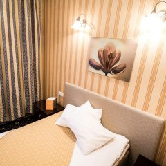 Мини-Отель Библиотека Стандартный номер с различными типами кроватей фото 4
