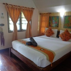 Отель Seashell Resort Koh Tao 3* Бунгало с различными типами кроватей фото 9