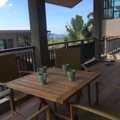 Отель Baan Andaman Sea Surf балкон