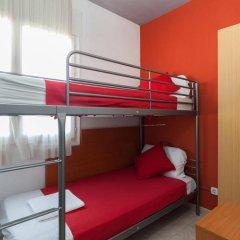 Хостел Mellow Barcelona Кровать в женском общем номере с двухъярусной кроватью фото 3