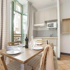 Отель Odalys City Nice Le Palais Rossini Апартаменты разные типы кроватей фото 6