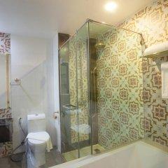 Grand Supicha City Hotel 3* Улучшенный номер разные типы кроватей фото 2