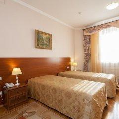 Гостиница ПолиАрт Стандартный номер с 2 отдельными кроватями фото 9