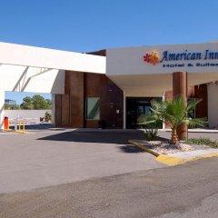 American Inn Hotel & Suites Delicias 3* Стандартный номер с различными типами кроватей фото 3