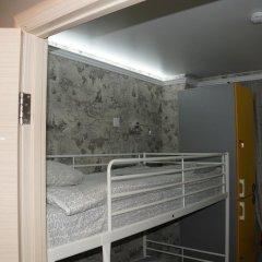 Хостел Обской Кровать в общем номере с двухъярусной кроватью фото 6