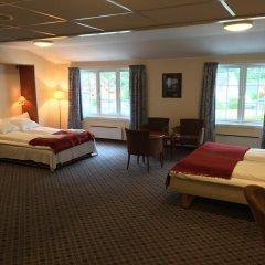 Quality Hotel Vøringfoss комната для гостей фото 2