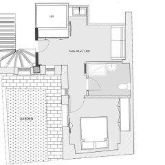 Отель Candia Suites & Rooms удобства в номере