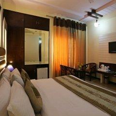 Отель Star Plaza 3* Номер Делюкс с различными типами кроватей фото 21