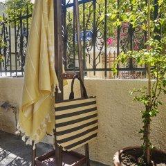 Отель Villa Sanyan Греция, Родос - отзывы, цены и фото номеров - забронировать отель Villa Sanyan онлайн балкон