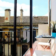 Отель Akisol Alfama Sun балкон