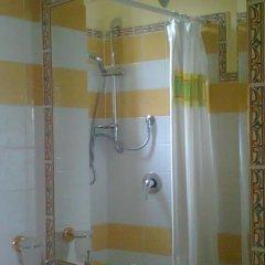 Отель Il Girasole B&B Джардини Наксос ванная