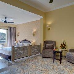 Отель Ramada Resort Kumbhalgarh 4* Люкс с различными типами кроватей фото 2