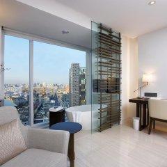 Hotel ENTRA Gangnam 4* Номер Премьер с двуспальной кроватью фото 7