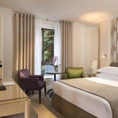 Отель Garden Elysee 4* Стандартный номер фото 5