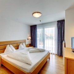Отель Wellnesshotel Glanzhof 4* Стандартный номер фото 13