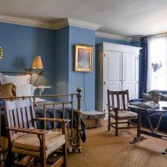 Hotel Seven One Seven 5* Номер Делюкс с различными типами кроватей фото 3