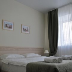 Гостиница Старосадский 3* Стандартный номер с двуспальной кроватью фото 2