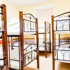 Ночь и День Хостел Кровать в общем номере с двухъярусной кроватью фото 3
