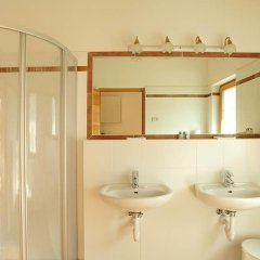 Отель Ansitz Waldner Oberwirt Марленго ванная фото 2
