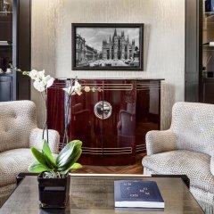 Baglioni Hotel Carlton 5* Люкс Делюкс с двуспальной кроватью фото 17