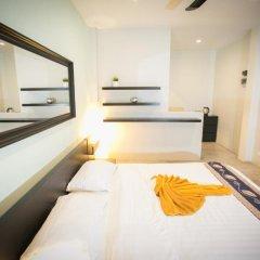 Отель Infinity Guesthouse 2* Стандартный номер с различными типами кроватей фото 8