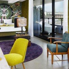 25hours Hotel beim MuseumsQuartier интерьер отеля фото 3