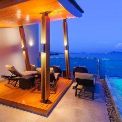 Отель Elemental 5FL Infinity Pool Seafront Villas 5* Вилла Делюкс фото 18