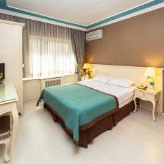 Viva Deluxe Hotel 3* Стандартный номер с двуспальной кроватью фото 7