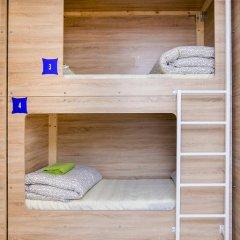 Хостел Simple Italy Стандартный номер с различными типами кроватей фото 5
