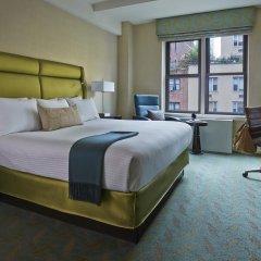 Shelburne Hotel & Suites by Affinia 4* Люкс повышенной комфортности с различными типами кроватей фото 3