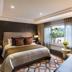 Отель Taj Palace, New Delhi 5* Люкс Garden Luxury с двуспальной кроватью фото 3
