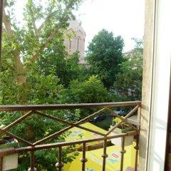 Отель at Abovyan Street Армения, Ереван - отзывы, цены и фото номеров - забронировать отель at Abovyan Street онлайн балкон