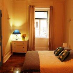Отель Upper Lisbon Стандартный номер с различными типами кроватей фото 3
