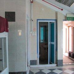 MKS Backpackers Hostel - Cuff Road Кровать в мужском общем номере с двухъярусной кроватью фото 9