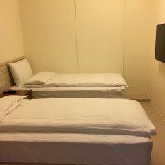 Backpackers Hostel-Ximending branch Стандартный номер с 2 отдельными кроватями фото 2