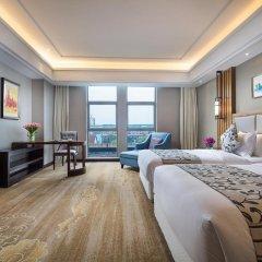 Отель Ramada Shanghai East 4* Стандартный номер с 2 отдельными кроватями фото 2