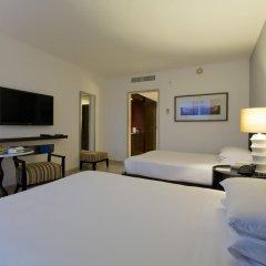 Отель Reflect Krystal Grand Cancun Улучшенный номер с различными типами кроватей фото 10
