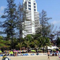 Отель Patong Tower Holiday Rentals пляж