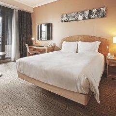 Отель Hilton Milan 4* Представительский номер с различными типами кроватей фото 2